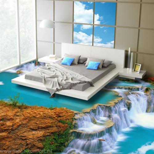 Nalivnoi-3d-pol-v-spalni